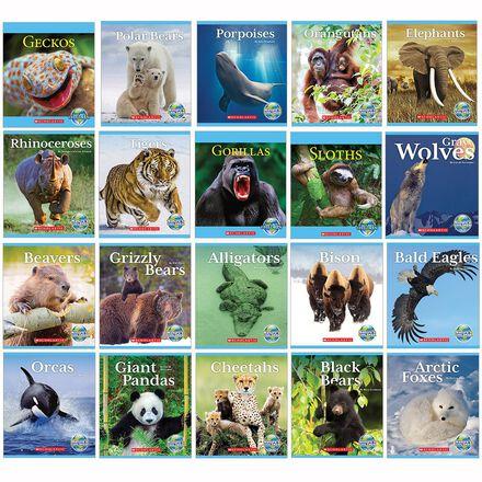 Nature's Children Animals 20-Pack