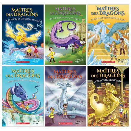 Collection Maîtres des dragons 2
