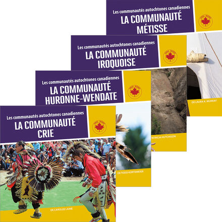 Indigenous Communities in Canada 6-Pack (French)
