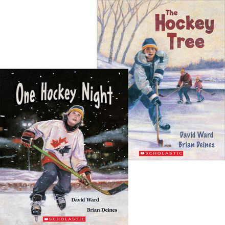 Hockey Picture Book Pack