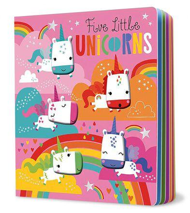 Five Little Unicorns