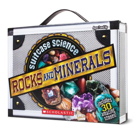 Suitcase Science: Rocks and Minerals