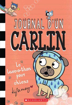 Journal d'un carlin : Le lave-o-thon pour chiens