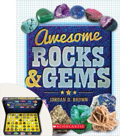 Ultimate Rocks & Gems Collection