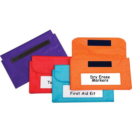 Magnetic Write-On Pockets 4-Pack