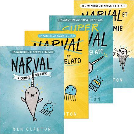 Ensemble Narval et Gelato