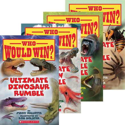 Who Would Win?® Ultimate Rumble Pack