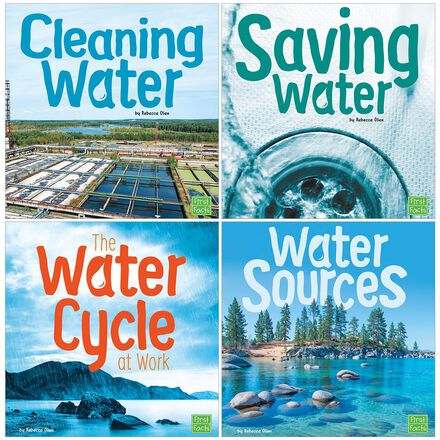 Capstone Water in Our World 4-Pack