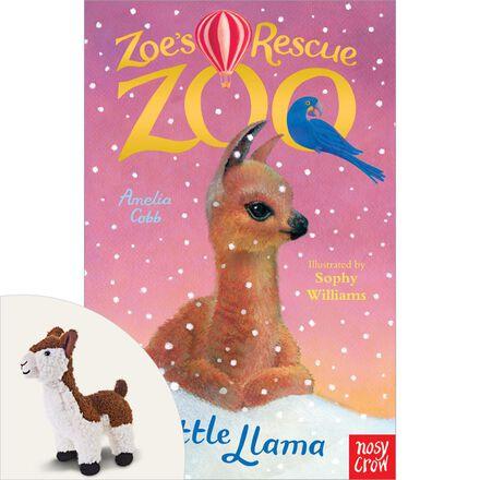 Zoe's Rescue Zoo: The Little Llama Pack