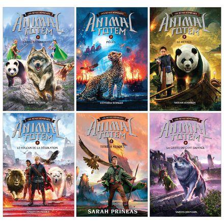 Collection Animal totem Les bêtes suprêmes