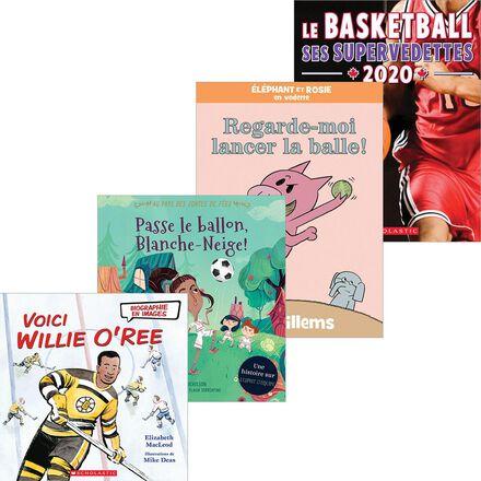 Ensemble thématique - Les sports