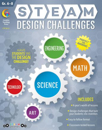 STEAM Design Challenges Gr. 6-8