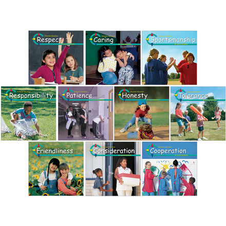 Capstone Character Education 10-Pack