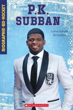 Biographie-BD-Hockey : P.K. Subban