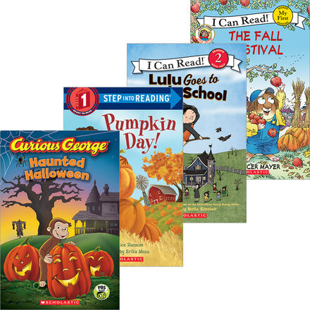 Fall Friends Reader Value Pack