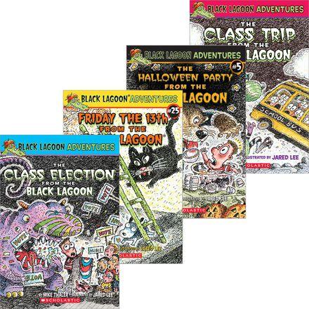Black Lagoon October Value Pack