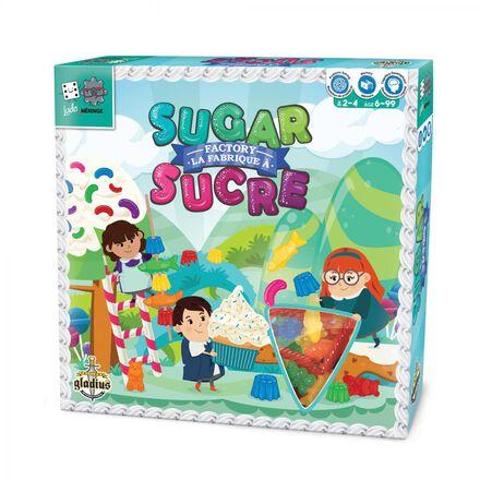 La fabrique à sucre