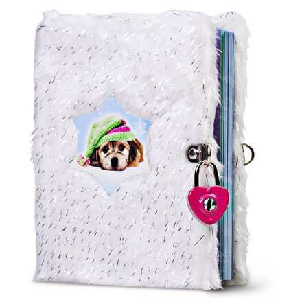 Winter Fuzzy Diary