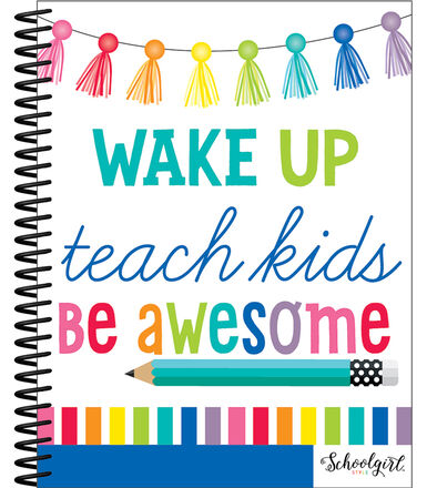 Hello Sunshine Planner: Wake Up, Teach Kids, Be Awesome