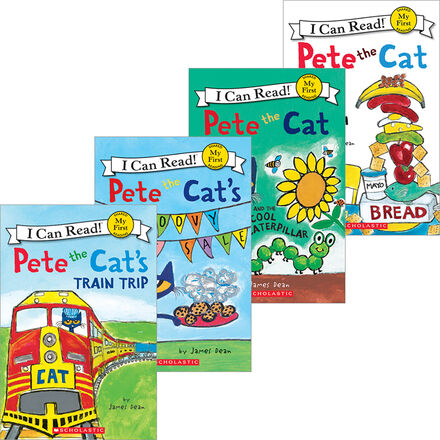 Pete the Cat Reader Value Pack