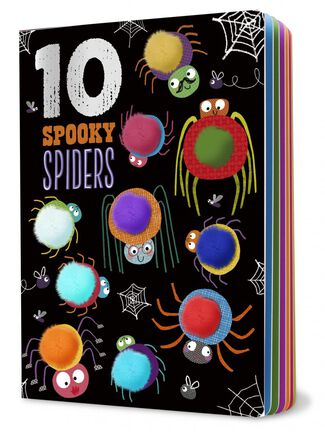 10 Spooky Spiders