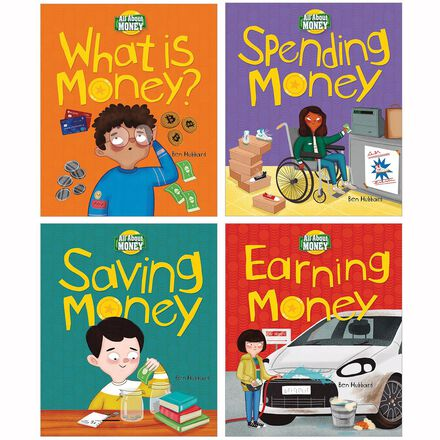 All About Money 4-Pack