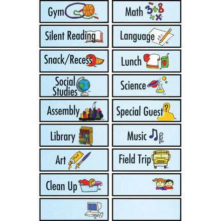 Magnetic Schedule