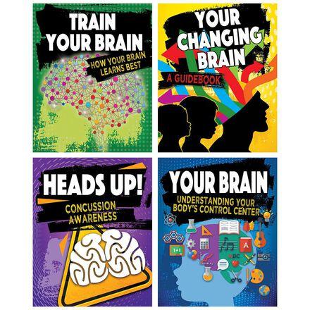 Exploring the Brain 4-Pack