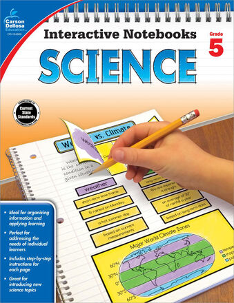 Interactive Notebooks: Science Grade 5