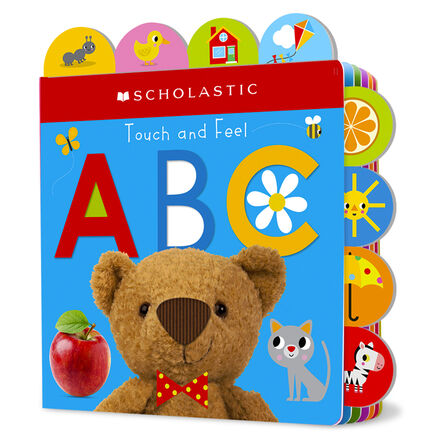 Scholastic Early Learners: Touch and Feel: ABC