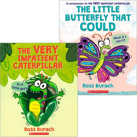 The Very Impatient Caterpillar Pack