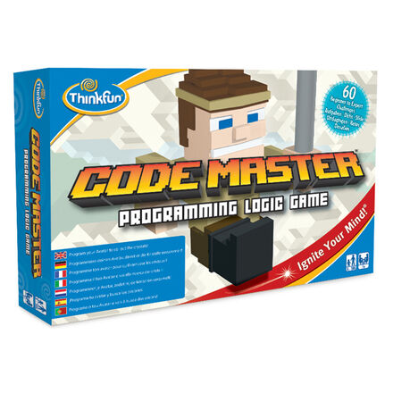 Code Master: The Ultimate Coding Board Game