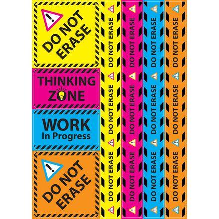 Do Not Erase Magnetic Set