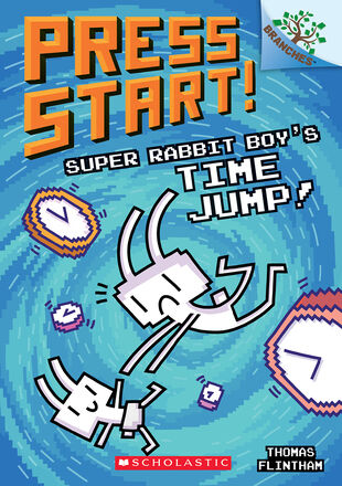 Press Start! #9: Super Rabbit Boy's Time Jump!