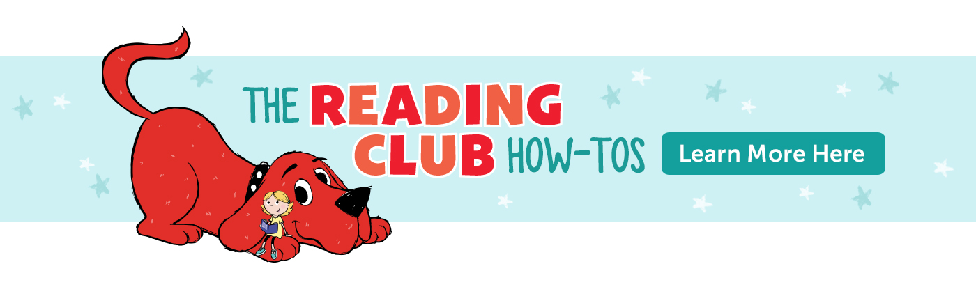 The Reading Club How Tos. Learn More Here