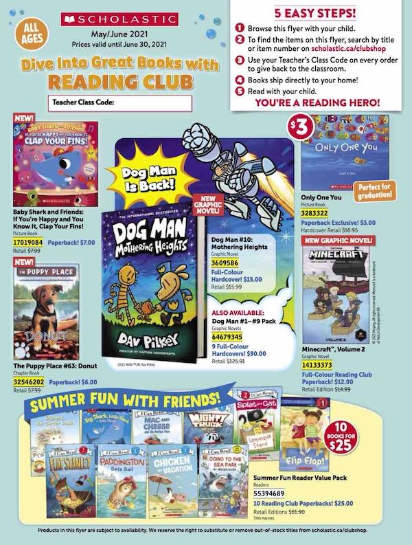 Club Shop Catalogue