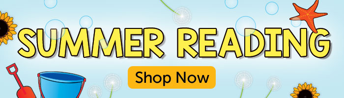 Summer Reading Shop Now.