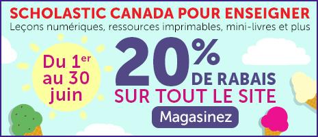 Scholastic Canada pour enseigner Leçons numériques, ressources imprimables, mini-livres et plus. Magasinez
