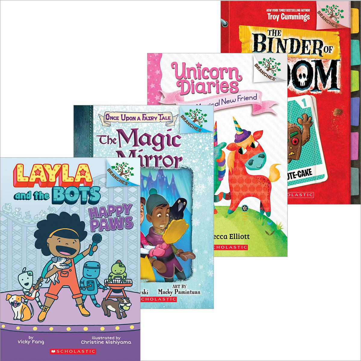 Branches Beginning Chapter Books Pack