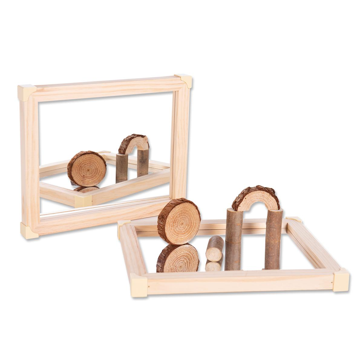 Tablettes miroirs - Ensemble de 2