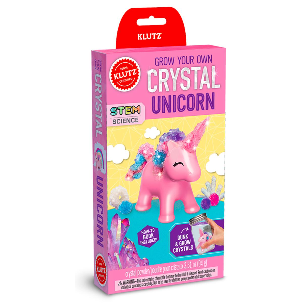 Klutz® Grow Your Own Crystal Unicorn