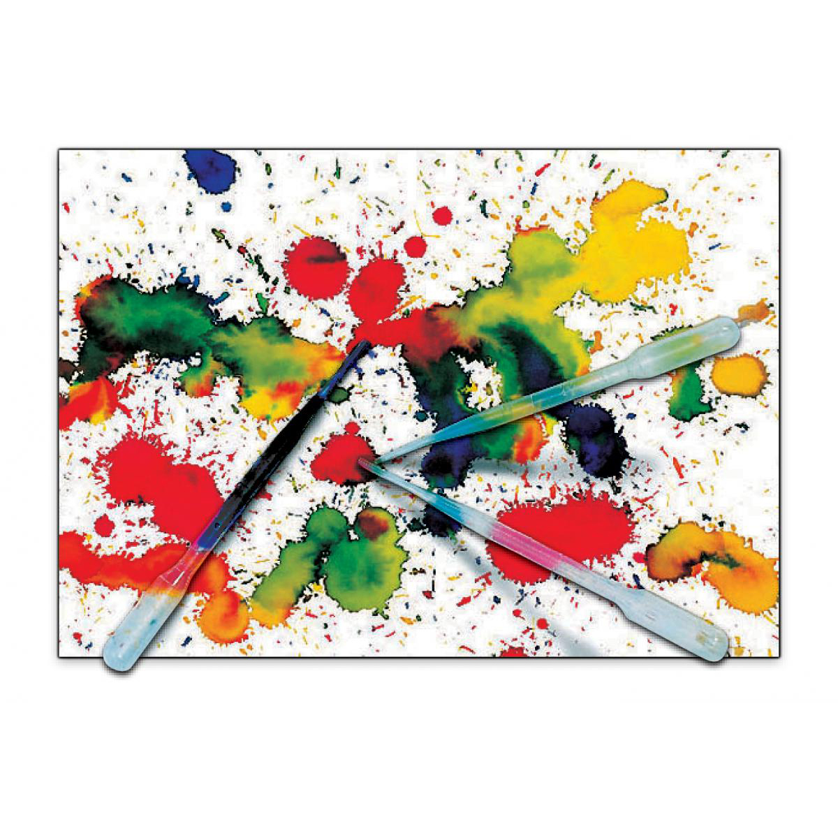 Paint Pipettes