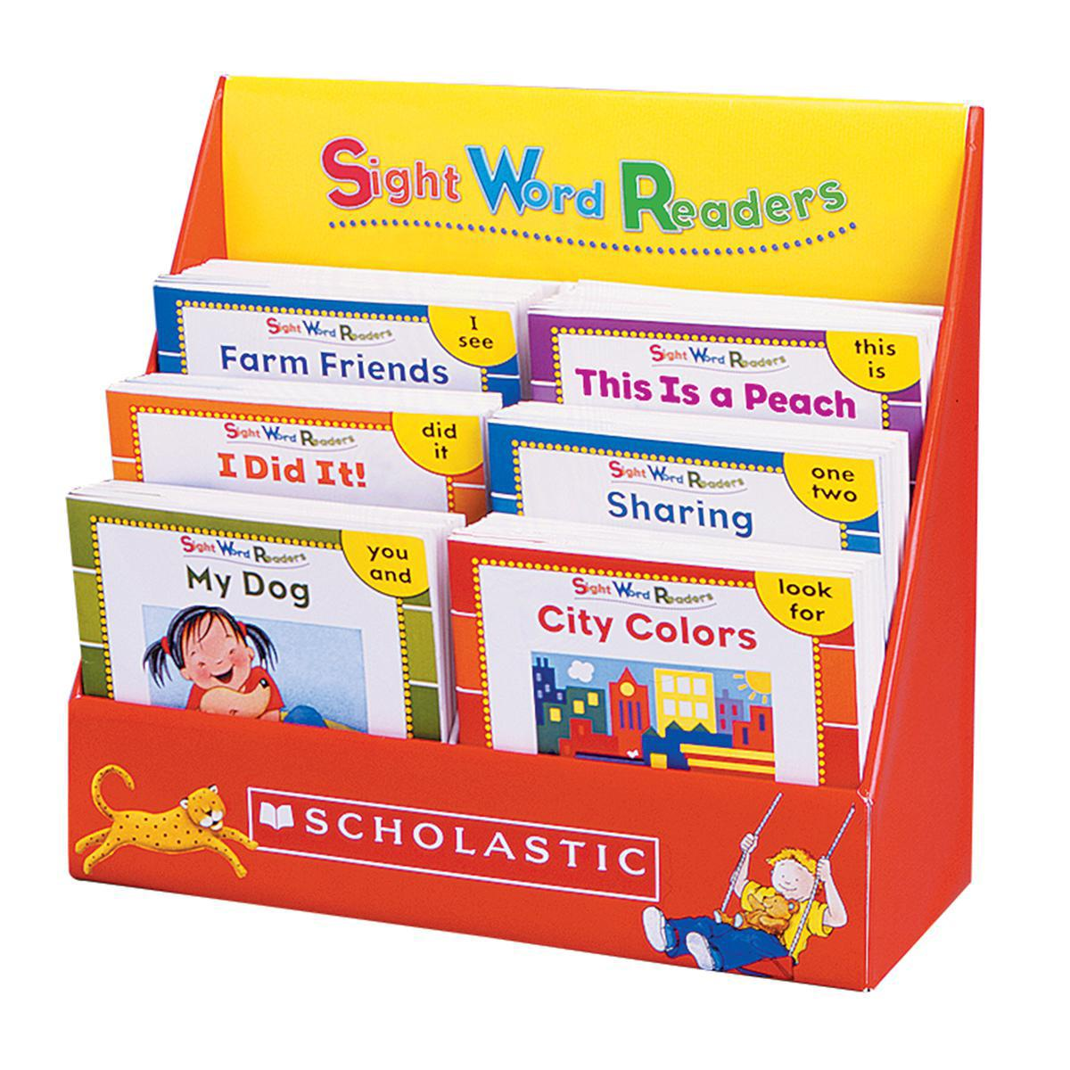 Sight Words Readers Box Set