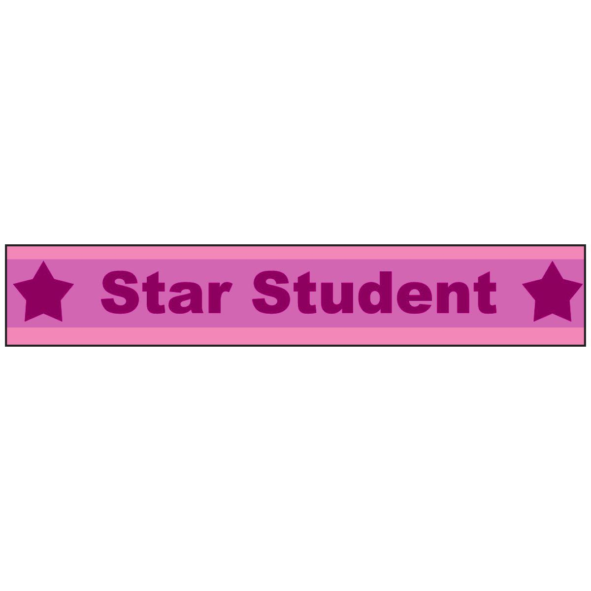 Star Student Wristbands Pack