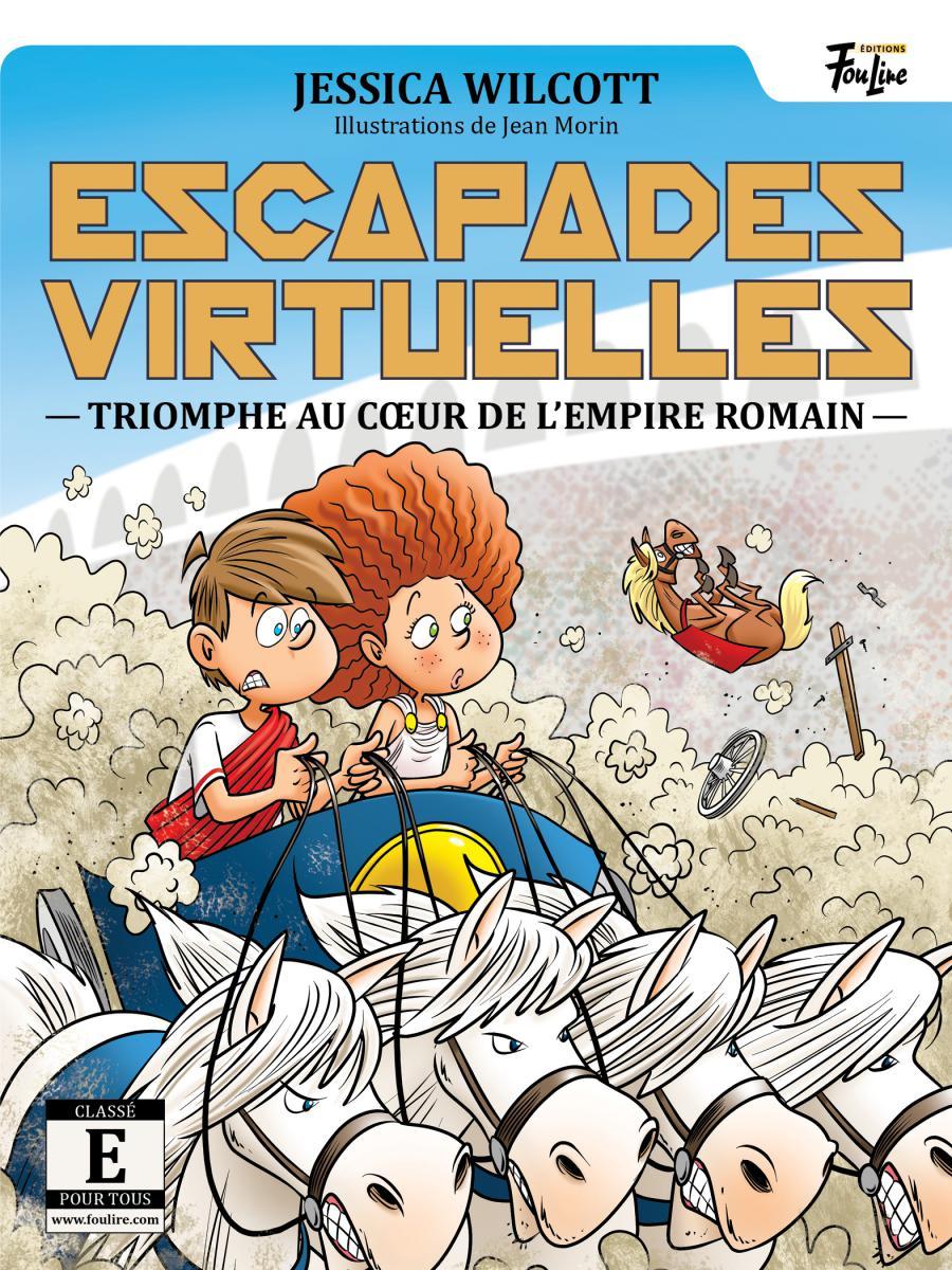 Triomphe au coeur de l'Empire romain