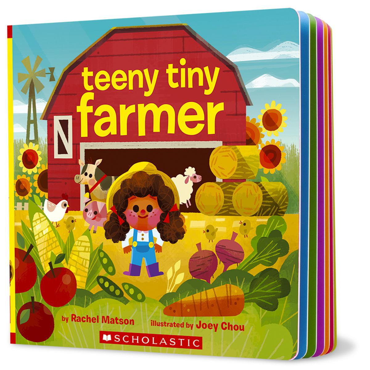 Teeny Tiny Farmer