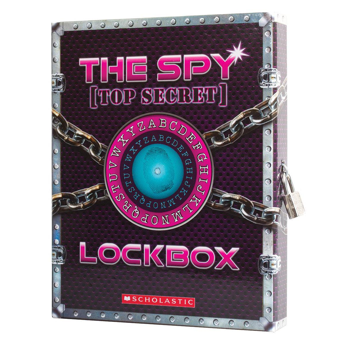 The Spy Lockbox [Top Secret]