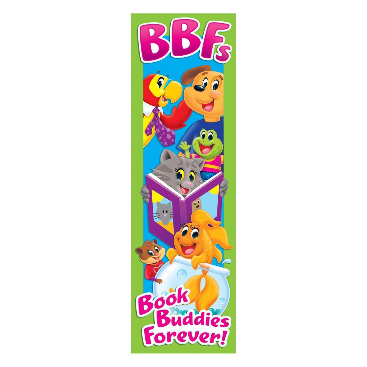 Book Buddies Playtime Pals  Bookmarks