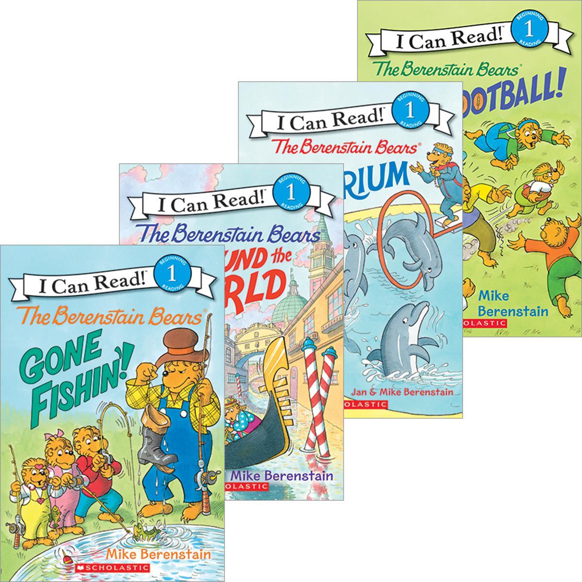 The Berenstain Bears® Reader Savings Pack