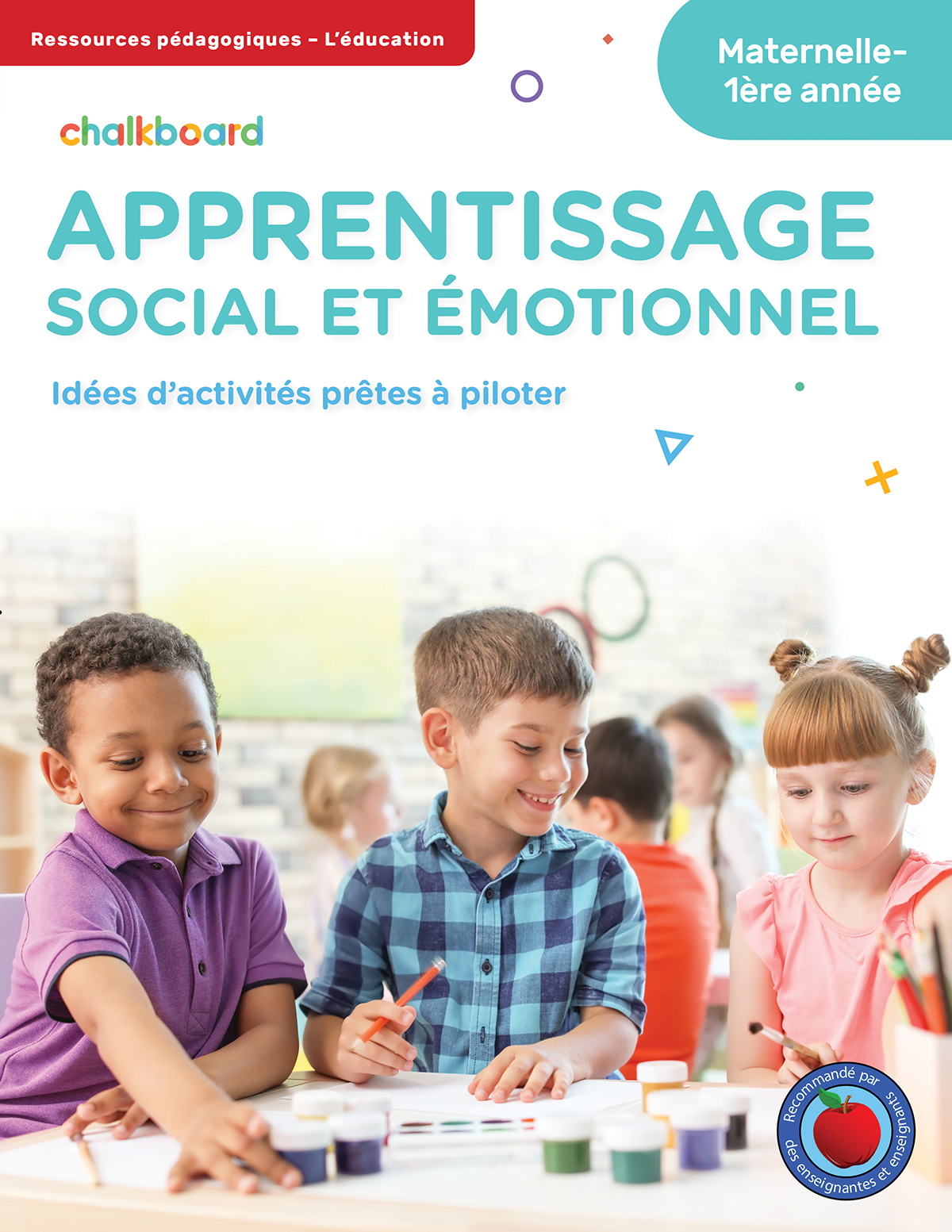 Apprentissage social et émotionnel